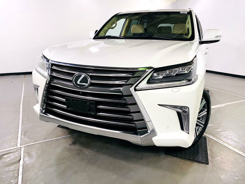 Want to sell Lexus LX 570 2015